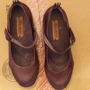 SKECHERS MARY JANE SHOES SIZE